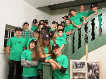 Jaunie reindžeri sniedz ieguldījumu Eiropā apdraudētu biotopu un kultūrvērtību saglabāšanā