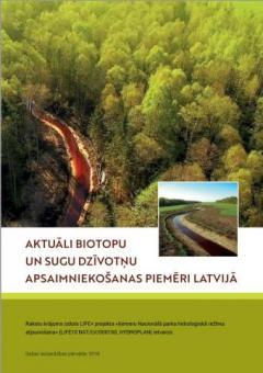 Jauns rakstu krājums aicina iepazīt Ķemeru Nacionālā parka mitrāju atjaunošanas rezultātus