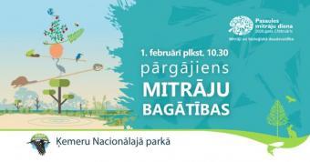 Starptautiskajā Mitrāju dienā aicina pārgājienā pa Ķemeru Nacionālā parka mitrājiem