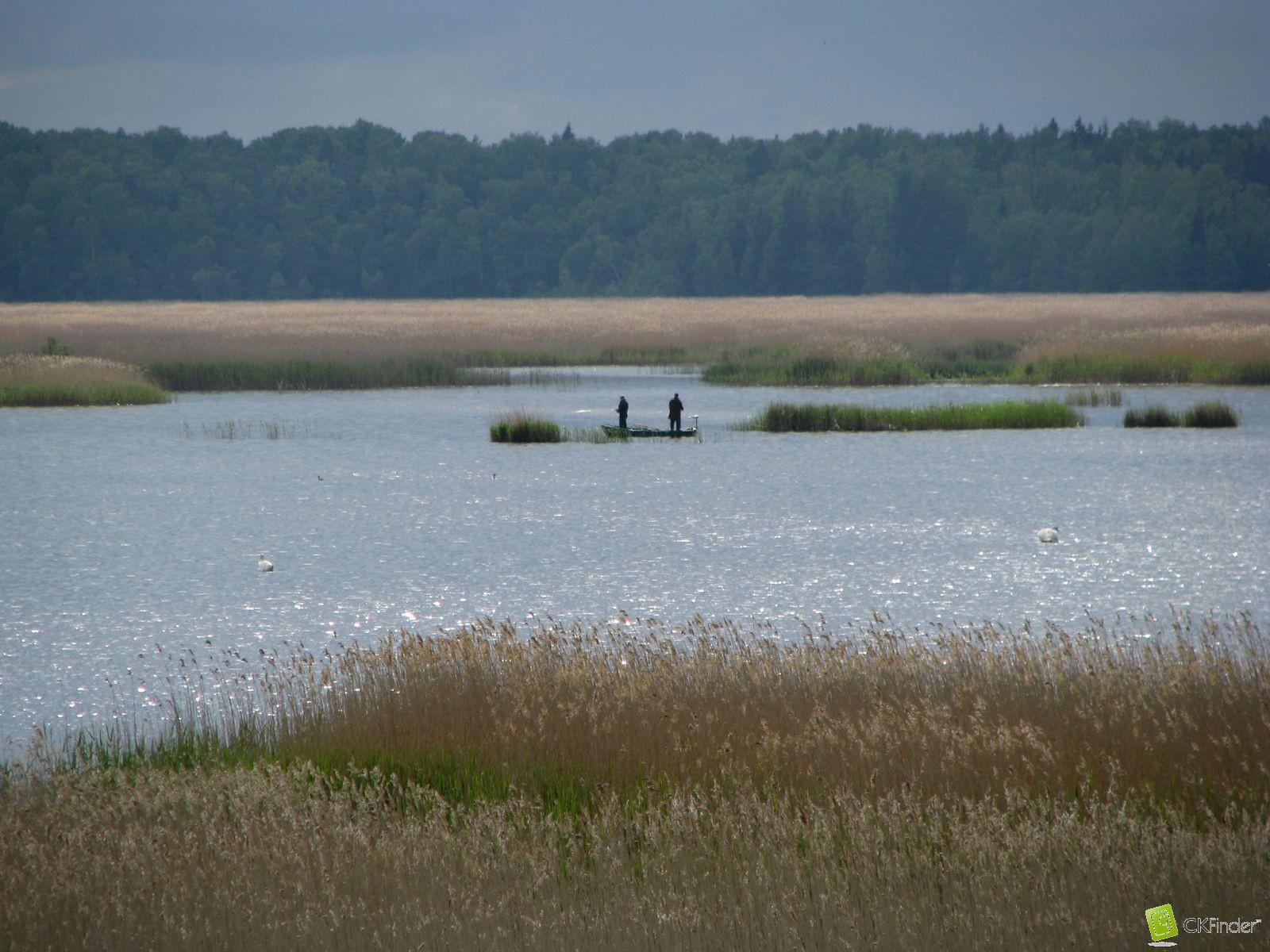 Kaņiera ezers. Foto: Agnese Priede