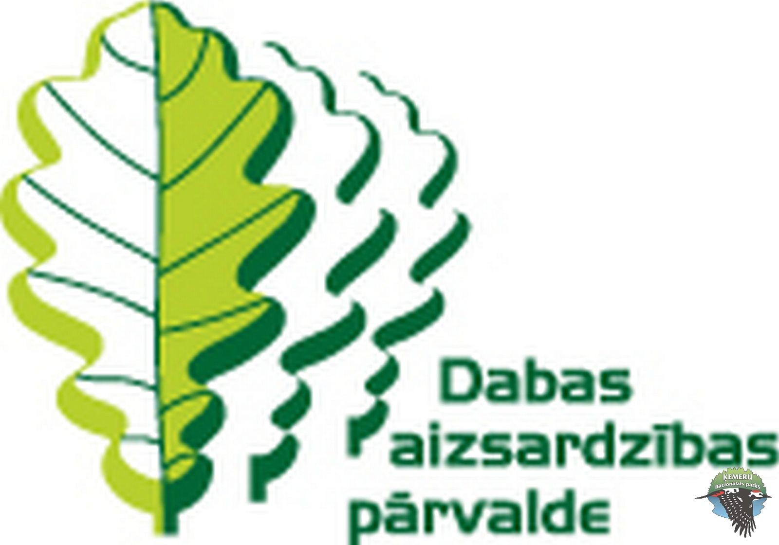 Dabas aizsardzības pārvlades logo